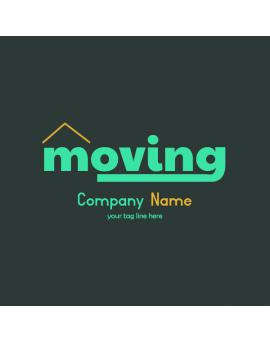 Free Moving Truck Logo